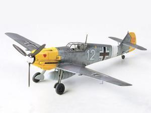 Samolot Messerschmitt Bf109 E-4/7 Trop - 2850350980