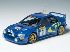 SAMOCHÓD SUBARU IMPREZA WRC 1998 MONTE CARLO - 2850350985