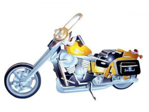 Motocykl Harley Davidson II składanka - 2850351183