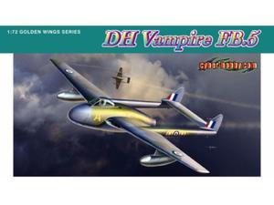 Samolot De Havilland DH Vampire FB.5 - 2850351236