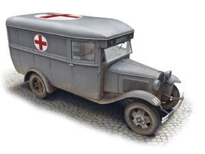 Autobus GAZ-03-30 ambulans - 2850351366