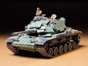 Czołg M60A1 Patton z reaktywnym pancerzem - 2850351392