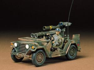 FORD MUTT M151A2 WYRZUTNIA POCISKÓW TOW M220 - 2850351415