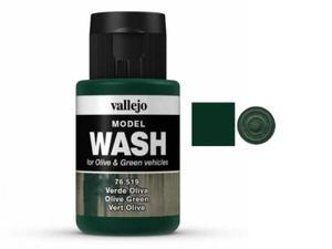 Wash modelarski Olive Green - 2850351451