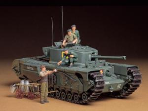 Czołg Mk.IV Churchill VII - 2850351671