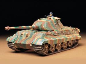 Czołg Tiger II PzKpfw VI Sd.Kfz.182 Ausf.B - 2850351684