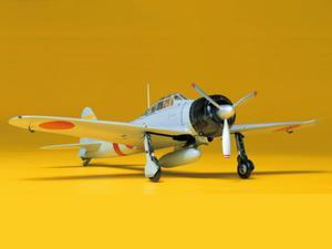 Samolot Mitsubishi A6M2 Zero Fighter Zeke - 2850351718