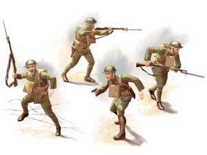 Figurki amerykańska piechota (1918) - 2850350038