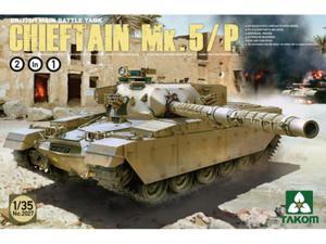 Czołg Chieftain Mk.5/P - 2850350064