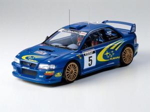 Samochód Subaru Impreza WRC 1999 - 2850352380