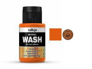 Wash modelarski Dark Rust - 2850352490