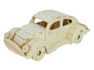 VW Volkswagen Beetle składanka drewniana