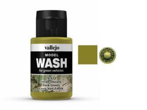 Wash modelarski Dark Green