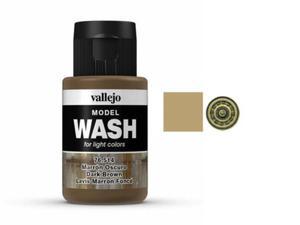 Wash modelarski Dark Brown