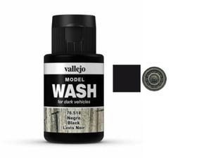 Wash modelarski Black