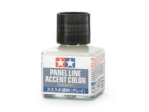 Farba do linii podziałowych Panel Line Grey