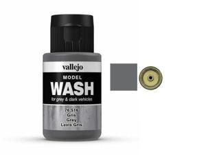 Wash modelarski Grey