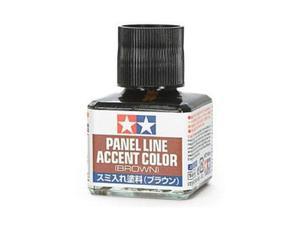 Farba do linii podziałowych Panel Line Brown