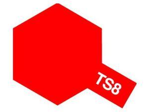 Farba modelarska spray TS8 Italian Red - 2827718472