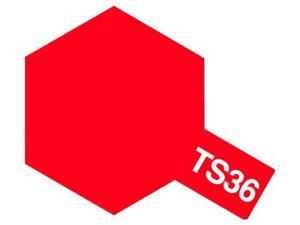 Farba modelarska spray TS36 Fluorescent Red - 2827718486