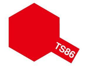 Farba modelarska spray TS86 Pure Red - 2827718521