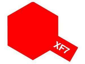Farba modelarska akrylowa XF7 Flat Red - 2850352769