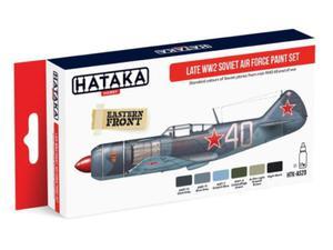 Zestaw farb akrylowych Radzieckie Siły Powietrzne - 2850352804