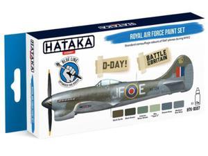 Zestaw farb akrylowych Royal Air Force - 2850352823