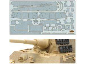 Naklejki Zimmerit Tiger II PzKpfw VI Sd.Kfz.182 - 2850352874