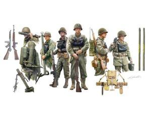 Figurki amerykańska piechota U.S. Army - 2850352875