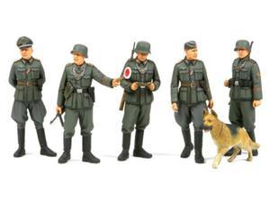 Figurki niemiecka Żandarmeria Wojskowa - 2827718552