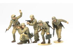 Figurki niemiecka piechota Africa Corps - 2827718553