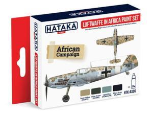 Zestaw farb akrylowych Luftwaffe w Afryce - 2850352940