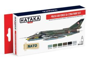 Zestaw farb akrylowych Polski Su-22M4 - 2850352941