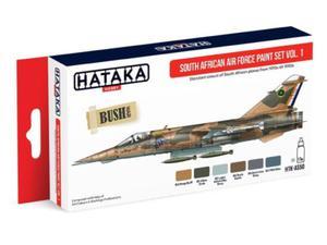 Zestaw farb akrylowych Siły Powietrzne RPA vol.1 - 2850352942