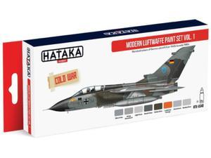 Zestaw farb akrylowych Modern Luftwaffe vol.1 - 2850352945