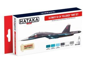 Zestaw farb akrylowych Ultimate Su-34 Fullback - 2850352956