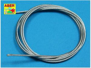Linka stalowa 1,5mm na liny holownicze - 2850352982