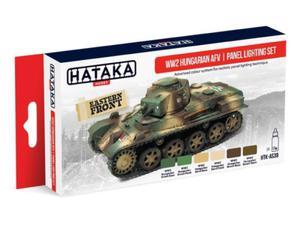 Zestaw farb akrylowych Hungarian AFV - 2850352991