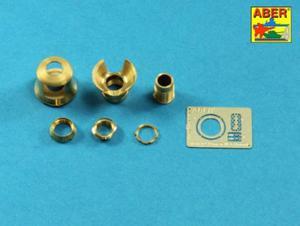 Hamulec wylotowy do lufy w PzKpfw IV i StuG - 2827718577