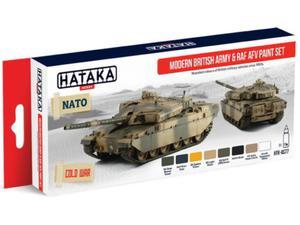 Zestaw farb akrylowych British Army - 2850901620