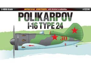 Samolot Polikarpow I-16 Type 24 - 2852676646