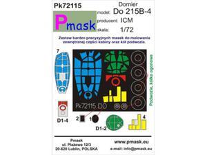 Maski do samolotu Do 215B-4