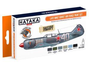 Zestaw farb akrylowych Radzieckie Siły Powietrzne - 2855382289