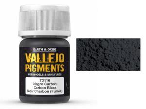 Pigment modelarski Carbon Black - 2858724218