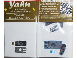 Fototrawiona tablica do Bussing-NAG 4500 - 2859930688