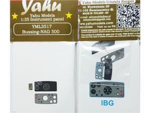 Fototrawiona tablica do Bussing-NAG 500 - 2859930873