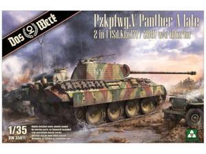 Czo�g M4A3 Sherman 105mm HVSS
