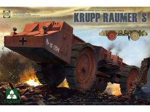 Pojazd przeciwminowy Krupp Raumer S - 2850350497