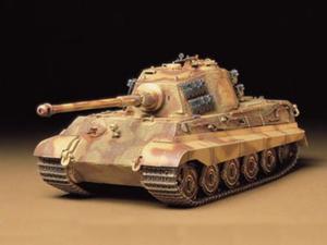 Czołg Tiger II PzKpfw VI Sd.Kfz.182 Ausf.B - 2850350533